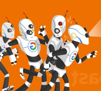 posicionamiento seo barato - robots parados