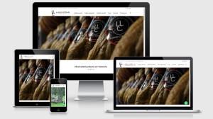 diseño web barato - llamas