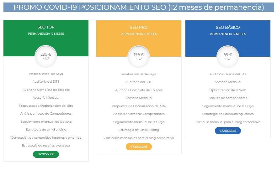 diseño web barato-posicionamiento