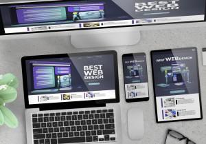 Diseño web responsive - dispositivos eléctricos-